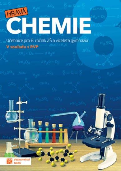 neuveden: Hravá chemie 8 - učebnice