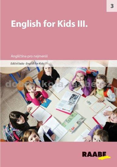 kolektiv autorů: English for kids III.