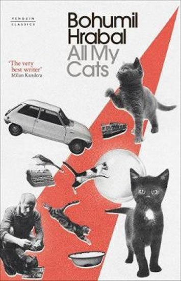 Hrabal Bohumil: All My Cats