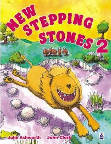 Ashworth Julie, Clark John: New Stepping Stones 2 Coursebook