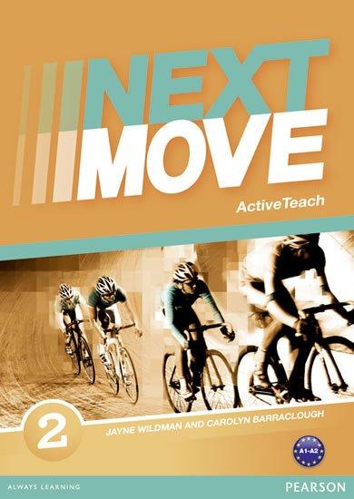 Barraclough Carolyn: Next Move 2 Active Teach