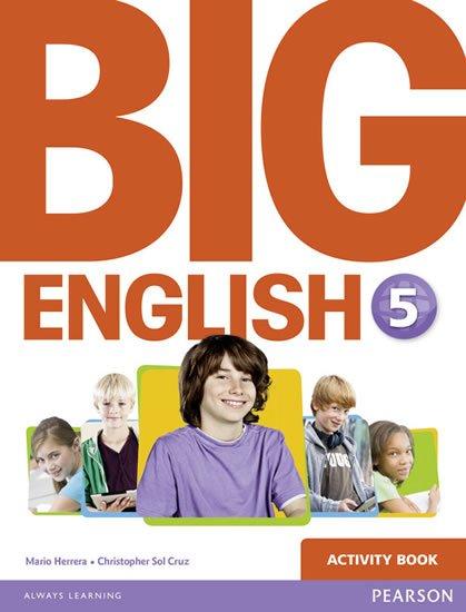 Herrera Mario: Big English 5 Activity Book