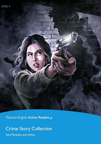 Paretsky Sara: PEAR | Level 4: Crime Story Collection Bk/Multi-ROM with MP3 Pack