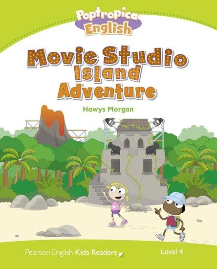 Morgan Hawys: PEKR | Level 4: Poptropica English Movie Studio Island Adventure