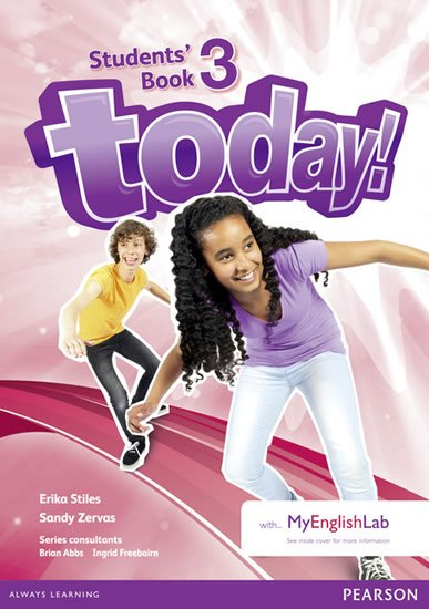 Abbs Brian, Barker Chris: Today! 3 Students´ Book w/ MyEnglishLab Pack