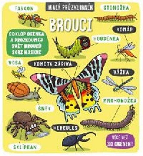 neuveden: Brouci - Malý průzkumník