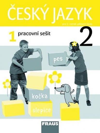 kolektiv autorů: Český jazyk 2/1 - Pracovní sešit