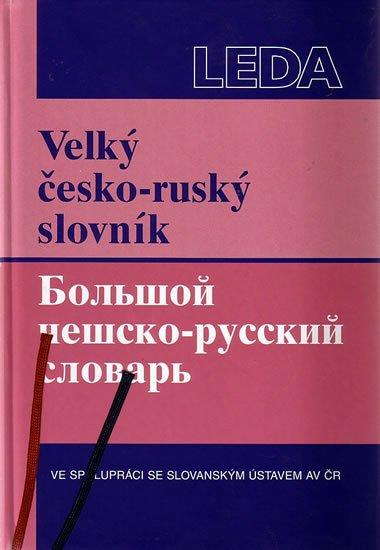 kolektiv: Velký česko-ruský slovník