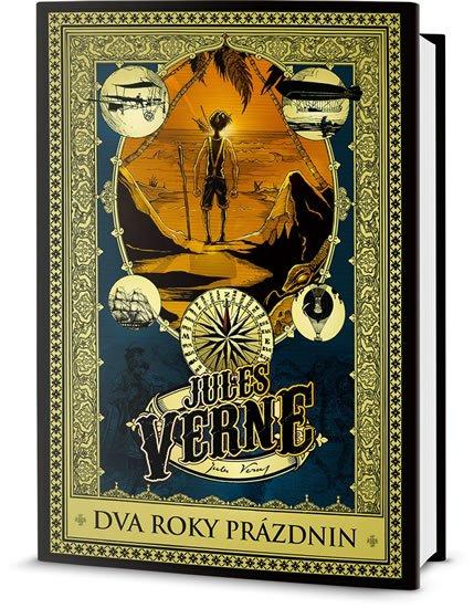 Verne Jules: Dva roky prázdnin