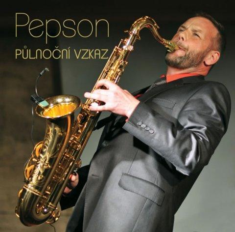 Snětivý Josef Pepson: Půlnoční vzkaz - CD