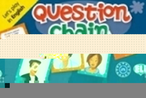 kolektiv autorů: Let´s Play in English: Question Chain