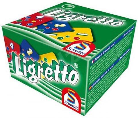 neuveden: Ligretto/zelené - Karetní hra