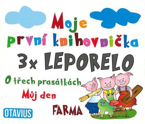 neuveden: Farma - Moje první knihovnička