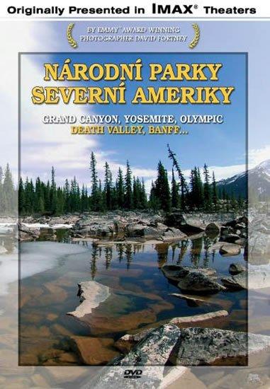 neuveden: Národní parky Severní Ameriky - DVD