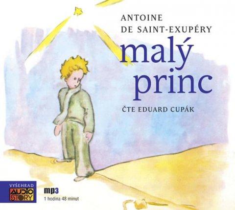 de Saint-Exupéry Antoine: Malý princ - CDmp3