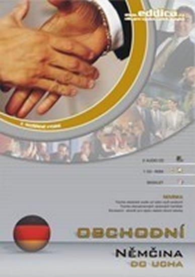 neuveden: Obchodní němčina do ucha - CD