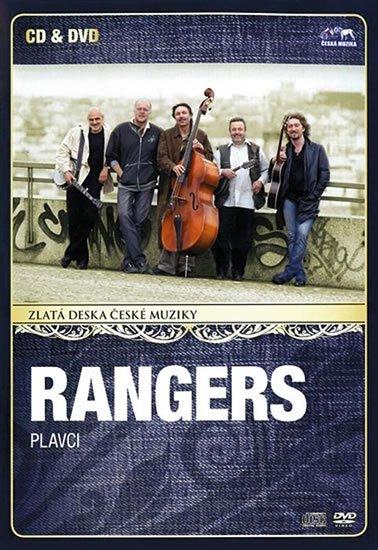 neuveden: Zlatá deska - Rangers - CD+DVD