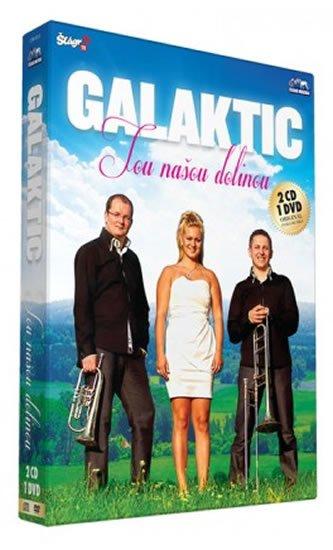 neuveden: Galaktik – Tou našou dolinou - CD+DVD