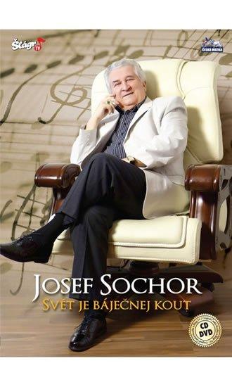 neuveden: Sochor - Svět je báječný kout - CD+DVD