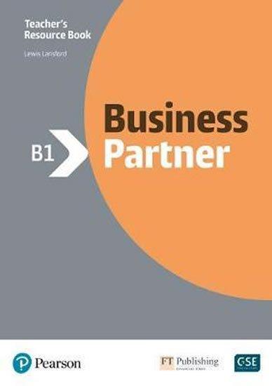 Barrall Irene: Business Partner B1 Teacher´s Book with MyEnglishLab Pack