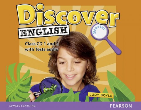 Boyle Judy: Discover English Global Starter Class CDs 1-2