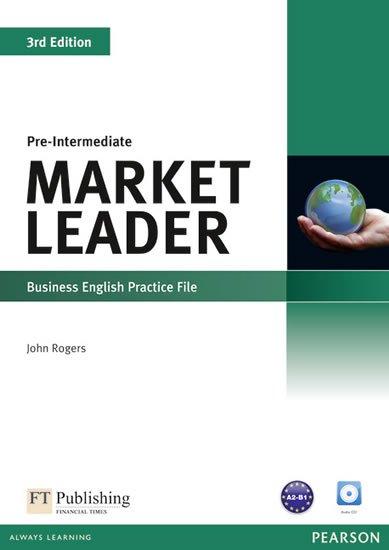 Rogers John: Market Leader 3rd Edition Pre-Intermediate Practice File w/ CD Pack