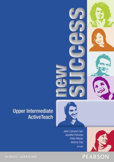 kolektiv autorů: New Success Upper Intermediate Active Teach