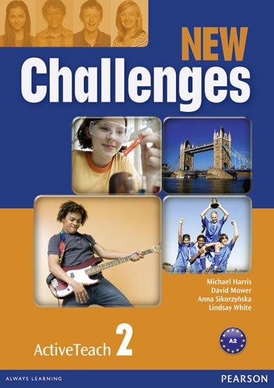 kolektiv autorů: New Challenges 2 Active Teach