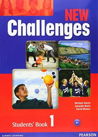 Maris Amanda: New Challenges 1 Students´ Book w/ Active Book Pack