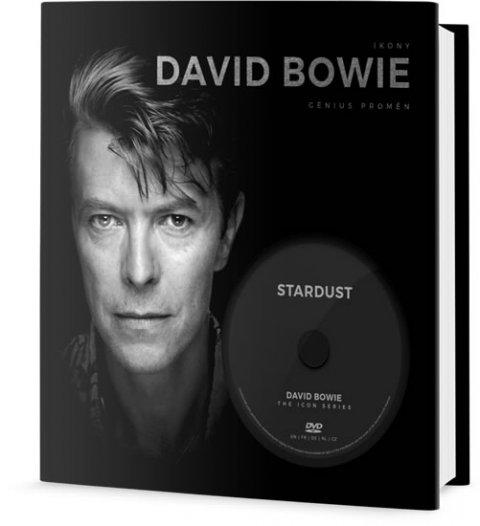 neuveden: David Bowie - Génius proměn + DVD
