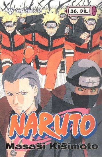 Kišimoto Masaši: Naruto 36 - Tým číslo 10
