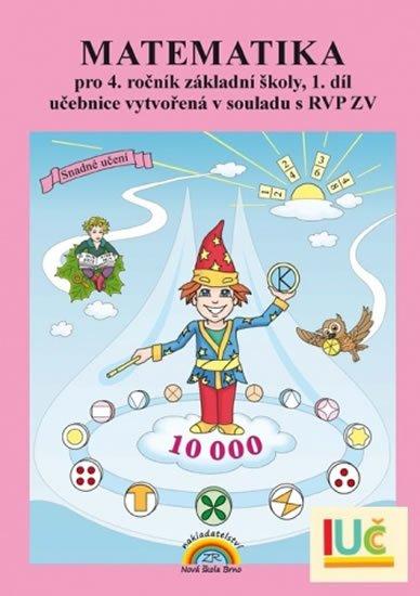 Rosecká Zdena: Matematika pro 4. ročník ZŠ, 1. díl - učebnice