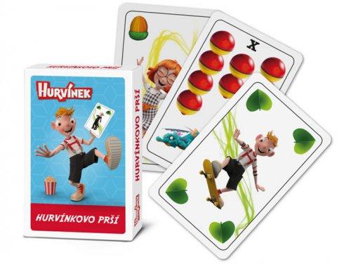 neuveden: Hurvínek - Hurvínkovo prší/karetní hra