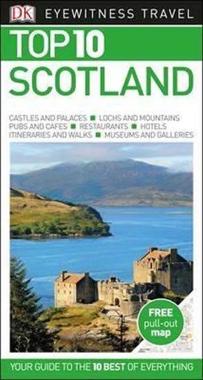 neuveden: Scotland - DK Eyewitness Travel Guide