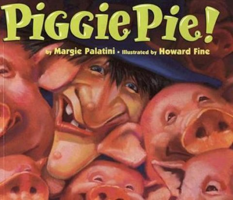 Palatini Margie: Piggie Pie!