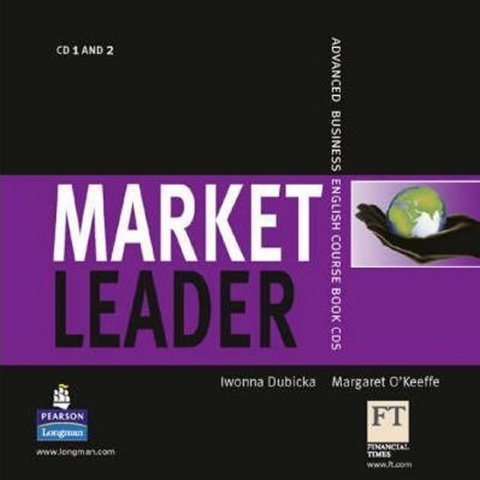 Dubicka Iwona: Market Leader Advanced Class CD (2)