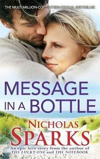 Sparks Nicholas: Message In A Bottle