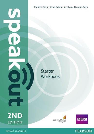 Eales Frances: Speakout 2nd Edition Starter Workbook no key