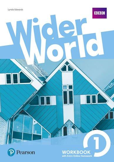 Edwards Lynda: Wider World 1 Workbook w/ Extra Online Homework Pack