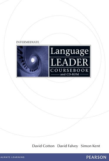 Cotton David: Language Leader Intermediate Coursebook w/ CD-ROM Pack