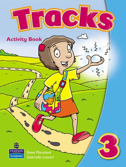 Lazzeri Gabriella: Tracks 3 Activity Book