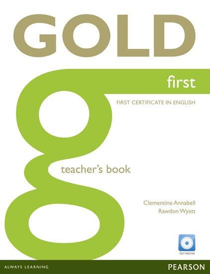 Bell Jan: Gold First 2012 Teacher´s Book w/ Test Master CD-ROM Pack