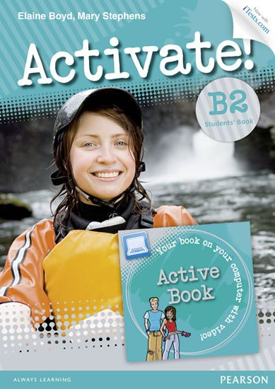 Boyd Elaine: Activate! B2 Students´ Book w/ Access Code/Active Book Pack