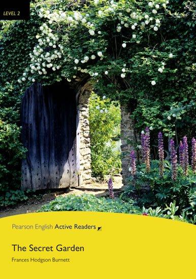 Burnett Frances Hodgson: PEAR | Level 2: The Secret Garden Bk/Multi-ROM with MP3 Pack