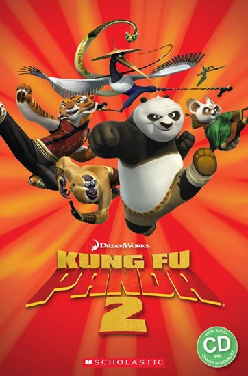 Beddall Fiona: Level 3: Kung Fu Panda 2+CD (Popcorn ELT Primary Reader)s