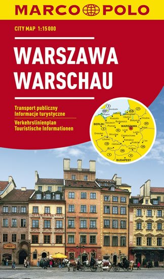 neuveden: Warszawa - lamino  MD 1:15T