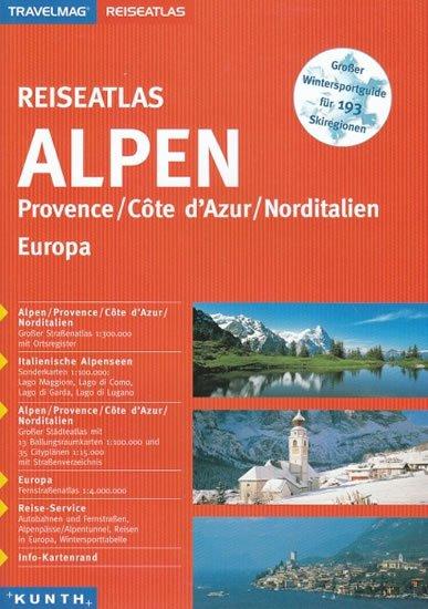 neuveden: Alpy atlas VWK/ 1:300T