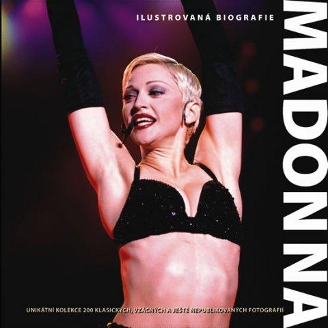 neuveden: Madonna – ilustrovaná biografie