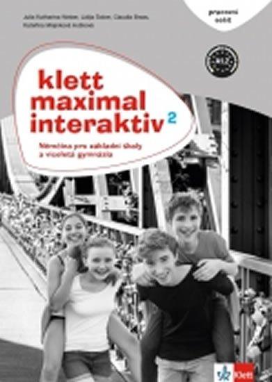 neuveden: Klett Maximal interaktiv 2 (A1.2) – pracovní sešit (černobílý)