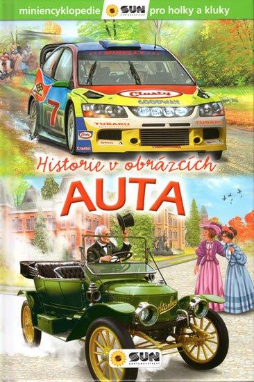 neuveden: Auta - Historie v obrázcích